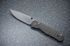 Sebenza Regular Wave S35VN Kevin John